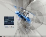 Transparent Desktop 2 by etype2