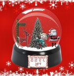 Christmas Snow Globes for Rainmeter by Ionstorm_01