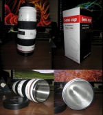 Lens Cup by Mitsubishiman
