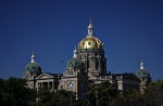 Iowa State Capitol by Mitsubishiman