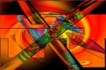 Bold Abstract by netwolf56
