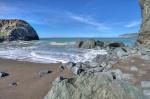 Goat Rock Beach by netwolf56